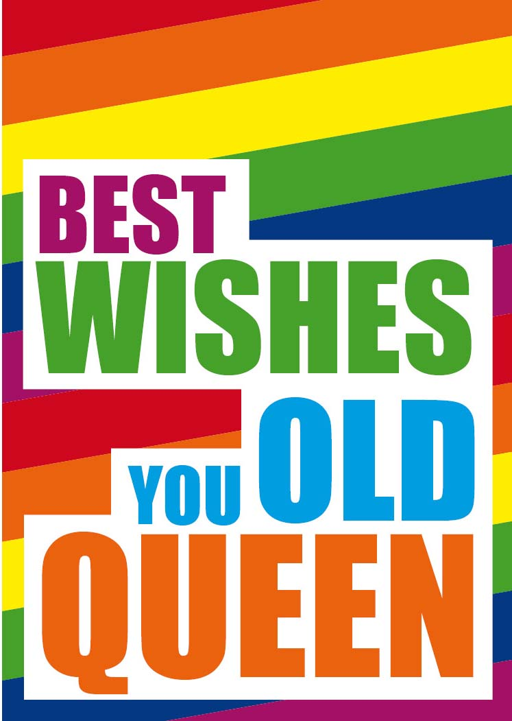 Universal Designs – Birthday Card Gay